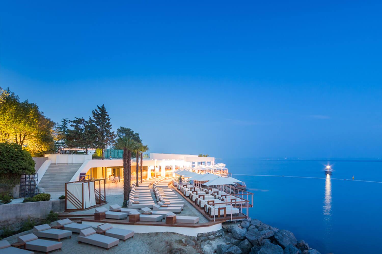 Lido Beach Resort Opatija Texo Molior